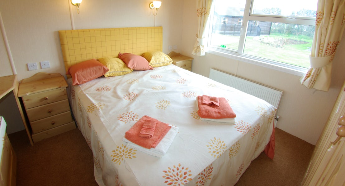 Last Minute Caravan Park Deals- Double Bedroom