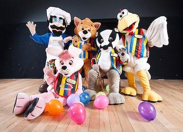 Freddy Foxy Club | Kids Holiday Entertainment
