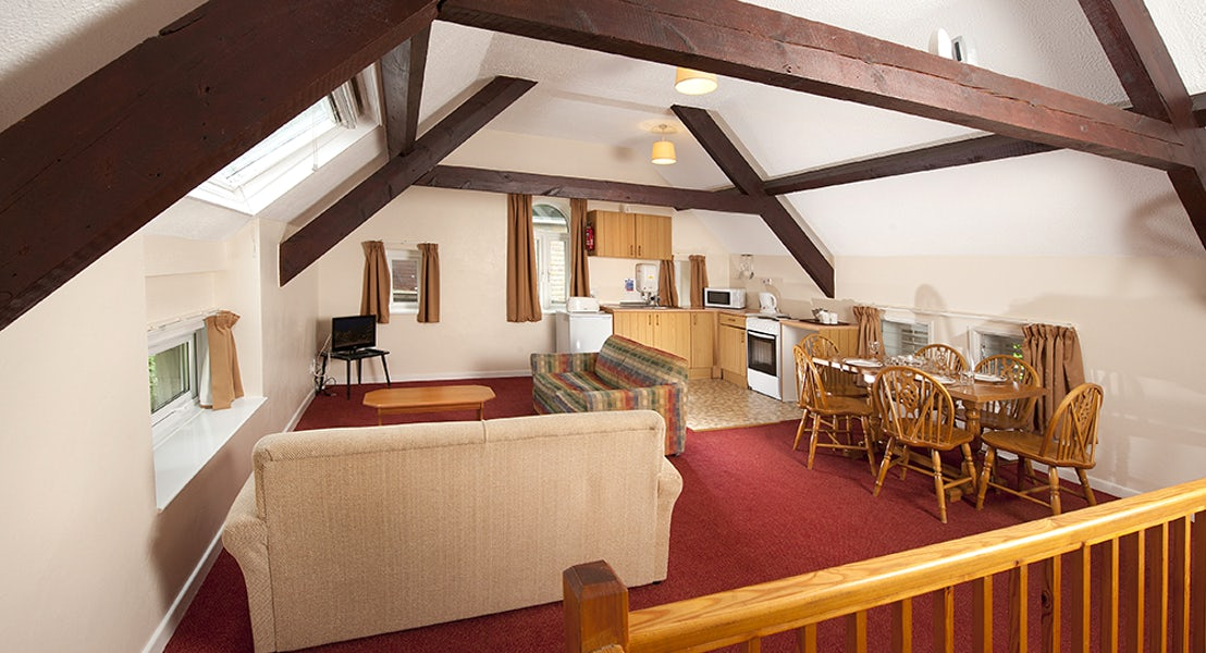 Family Lounge Space | Combe Martin Holidays