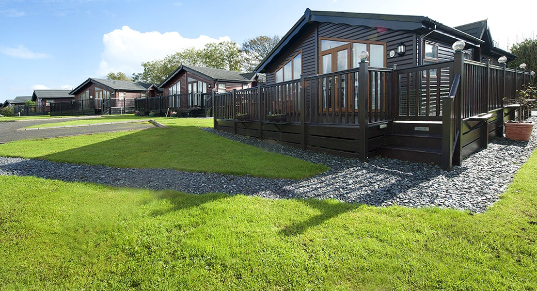 Killigarth Manor Holiday Park- Holiday Lodges