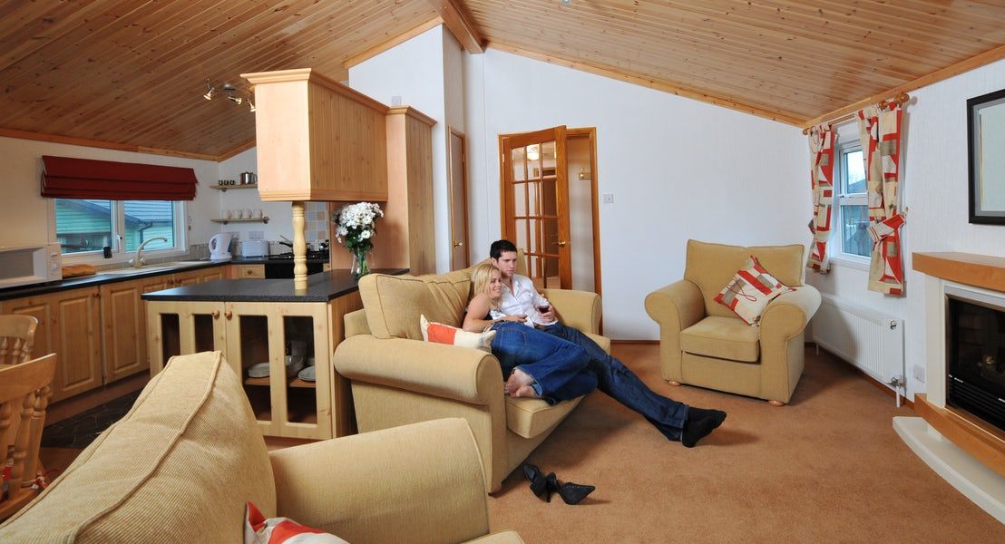 Lounge Area- Holiday Park Deals