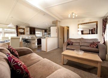 Holiday Parks Lodge Lounge
