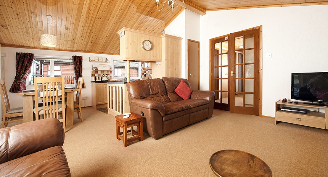 Living Space- Killigarth Manor Holiday Park