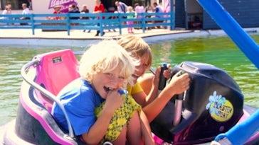 Holywell Bay Fun Park