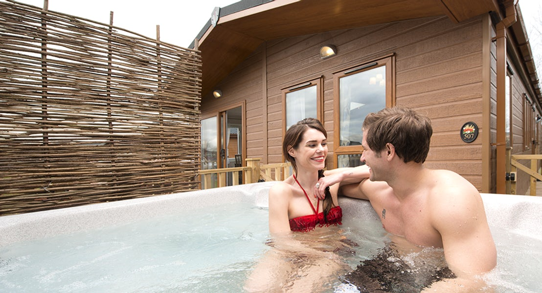 Hot Tub Lodges | Somerset and Cornwall