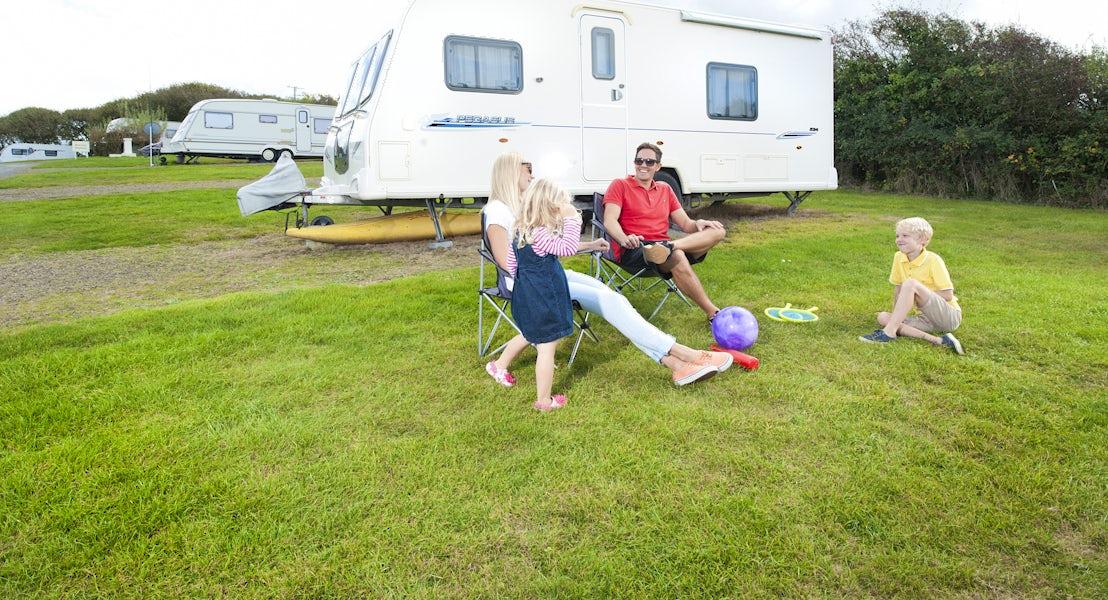 cornwall camping