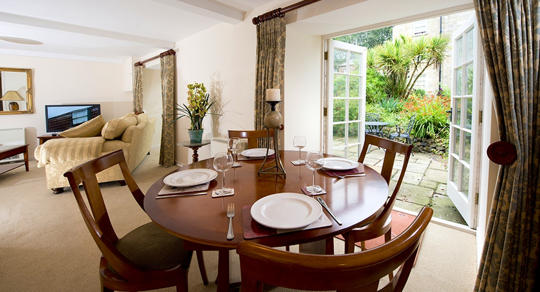 Dining area ¦ Kenegie Apartment