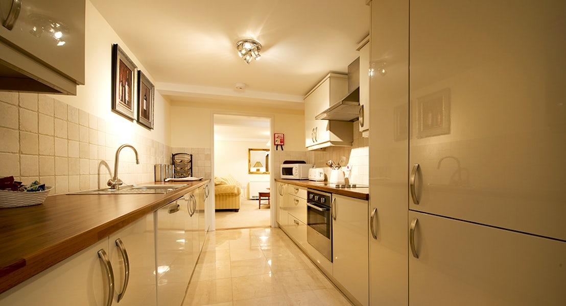 Kitchen ¦ Kenegie Apartment