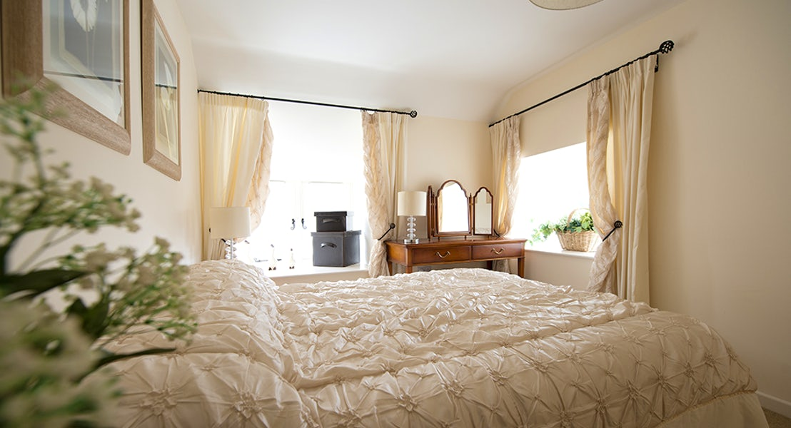 Master bedroom ¦ Kenegie Apartment