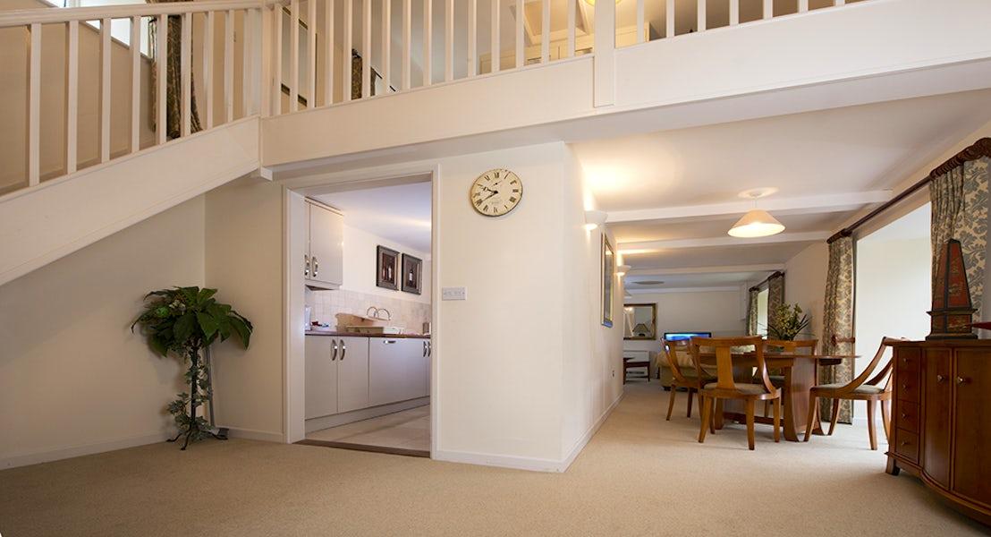 Entrance hall ¦ Kenegie Apartment