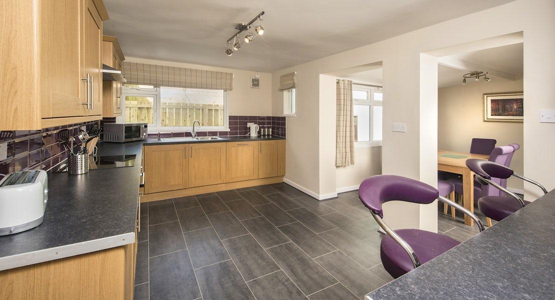 Kitchen ¦ Widemouth Farnhouse