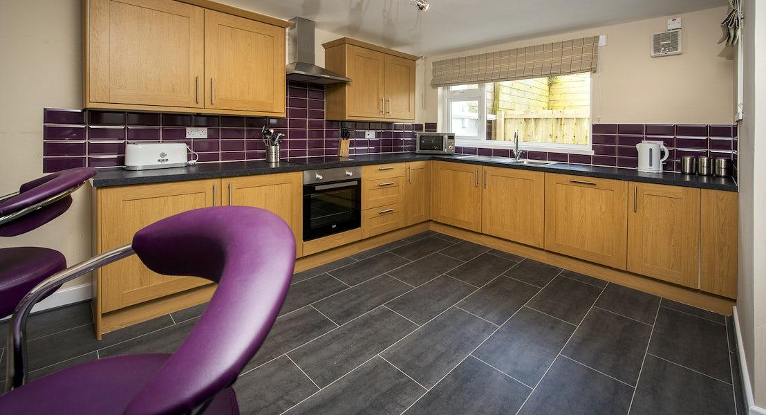 Kitchen alternative view ¦ Widemouth Farnhouse