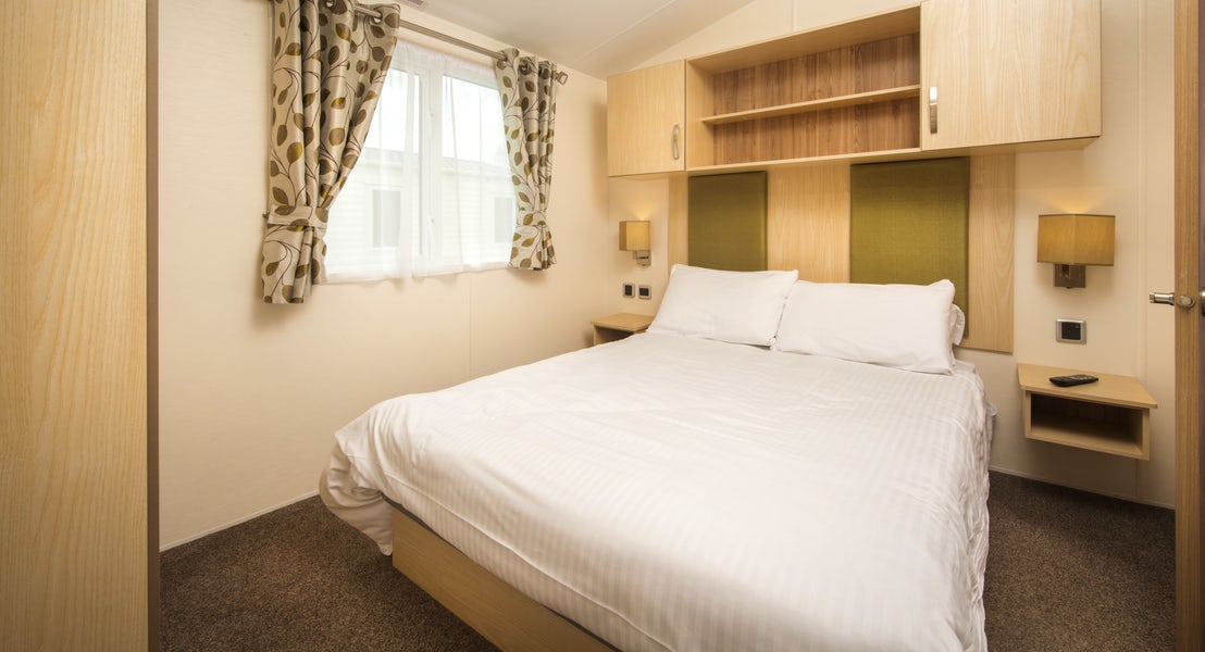 Bedroom ¦ Silver Caravan