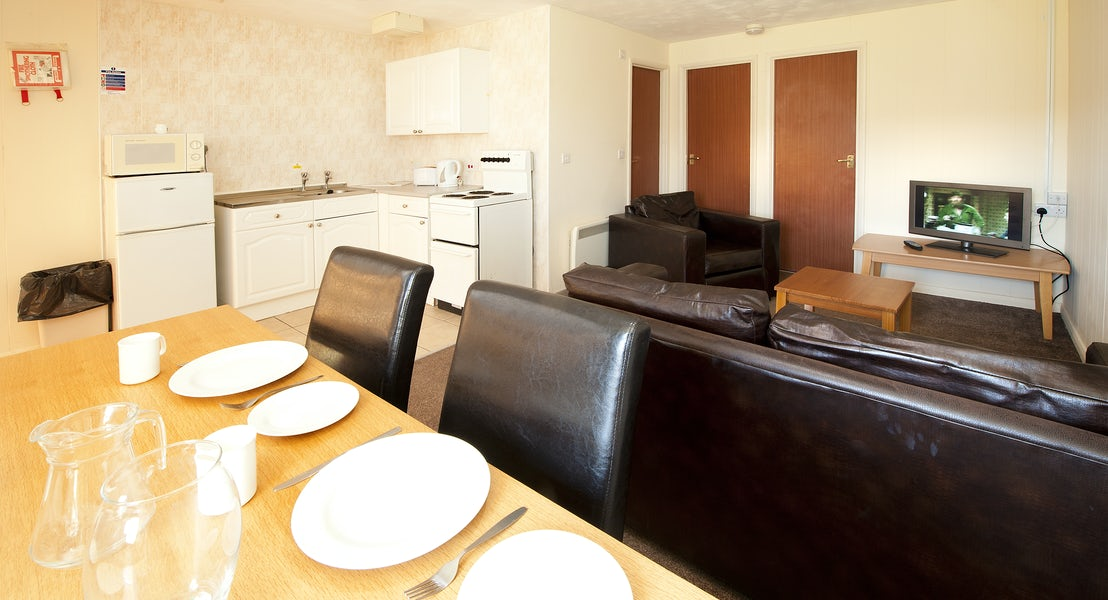 Dining Area ¦Value Chalet ¦ Holiday Parks