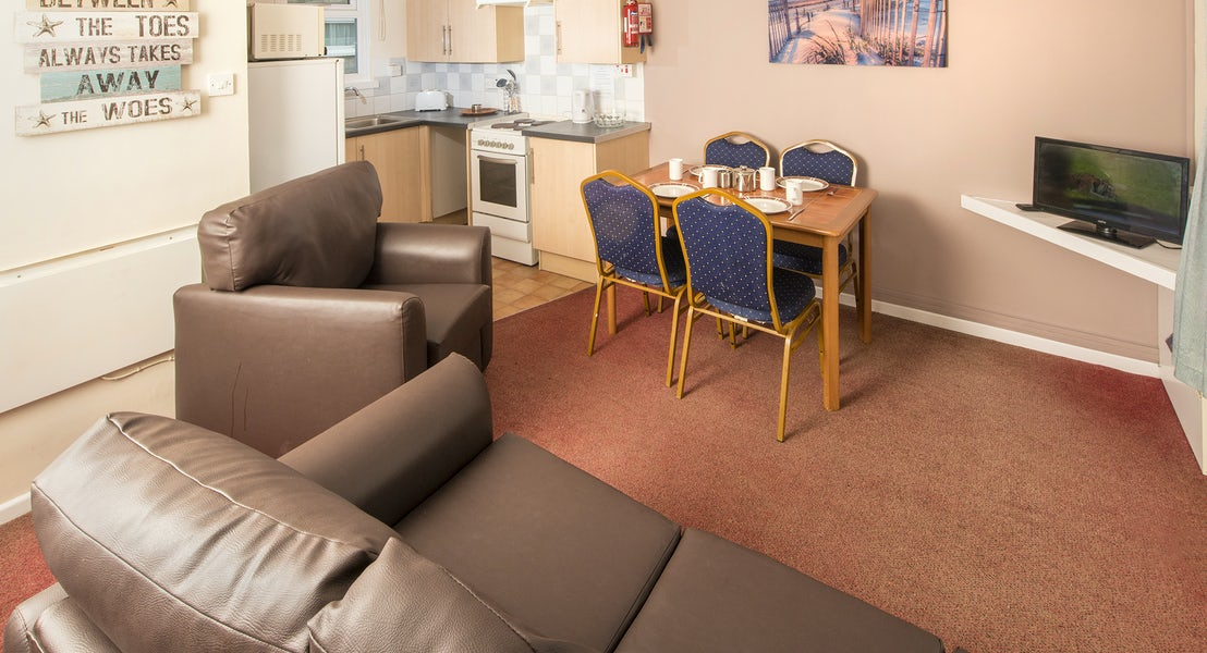 Main room ¦Value Chalet ¦ Holiday Parks