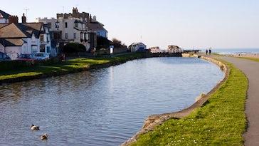 Bude Canal Walk