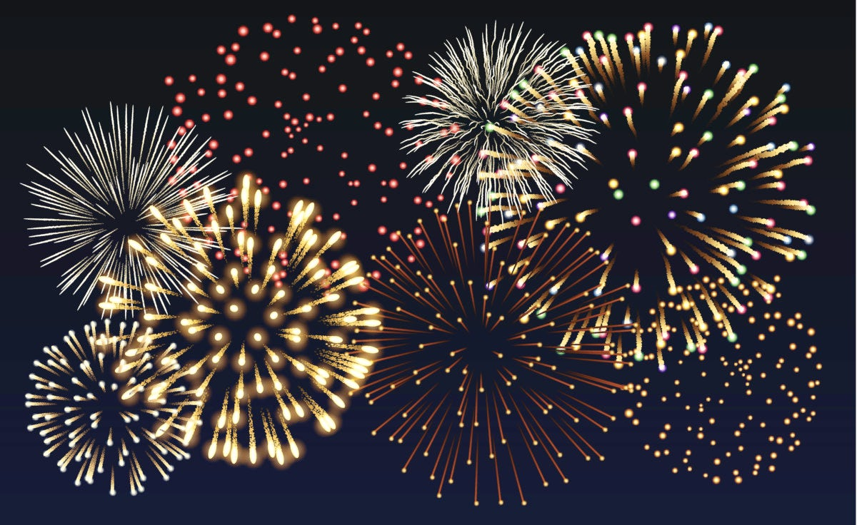 Firework Displays in North Devon 2019