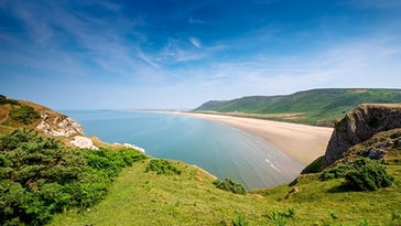 Rhossili Bay Beach