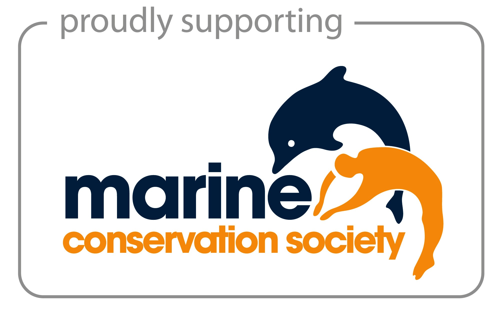We are proud to be supporting the Marine Conservation Society