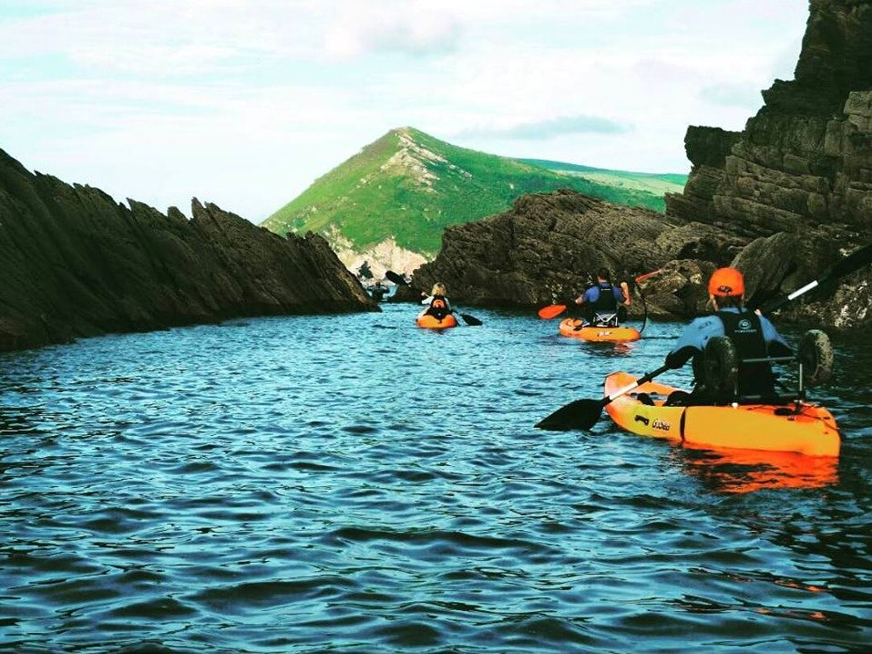 September Watersports Activities in Devon