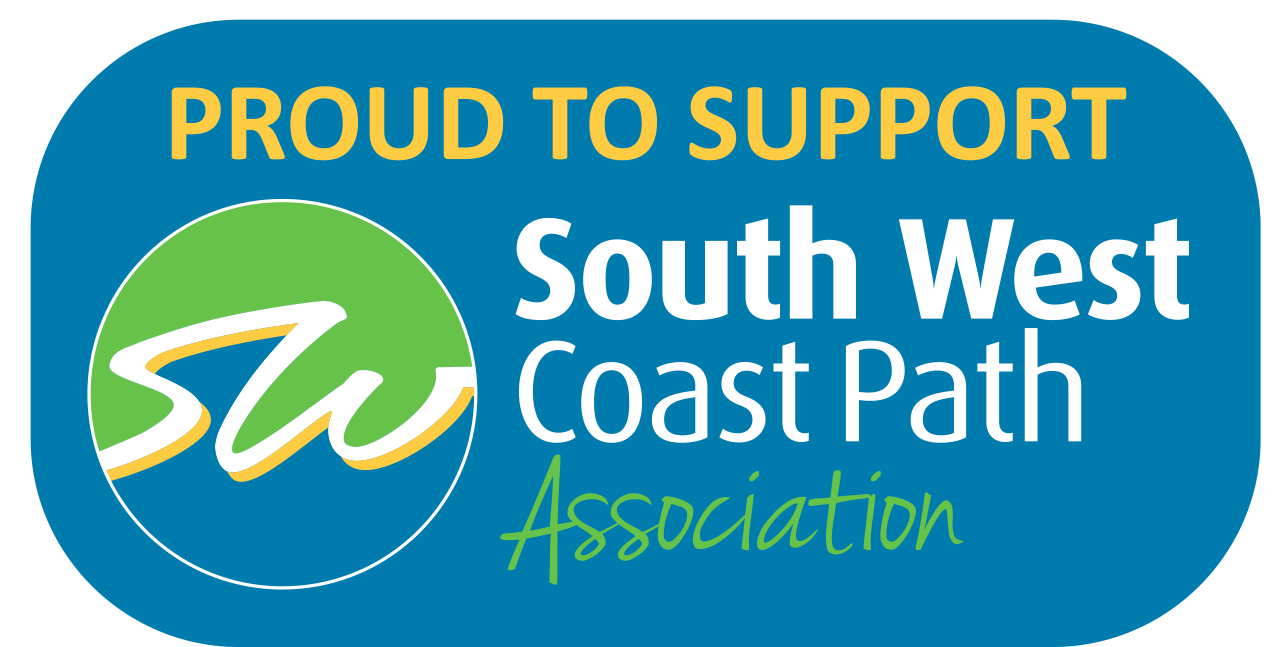 Proud Supporters of the South West Coast Path