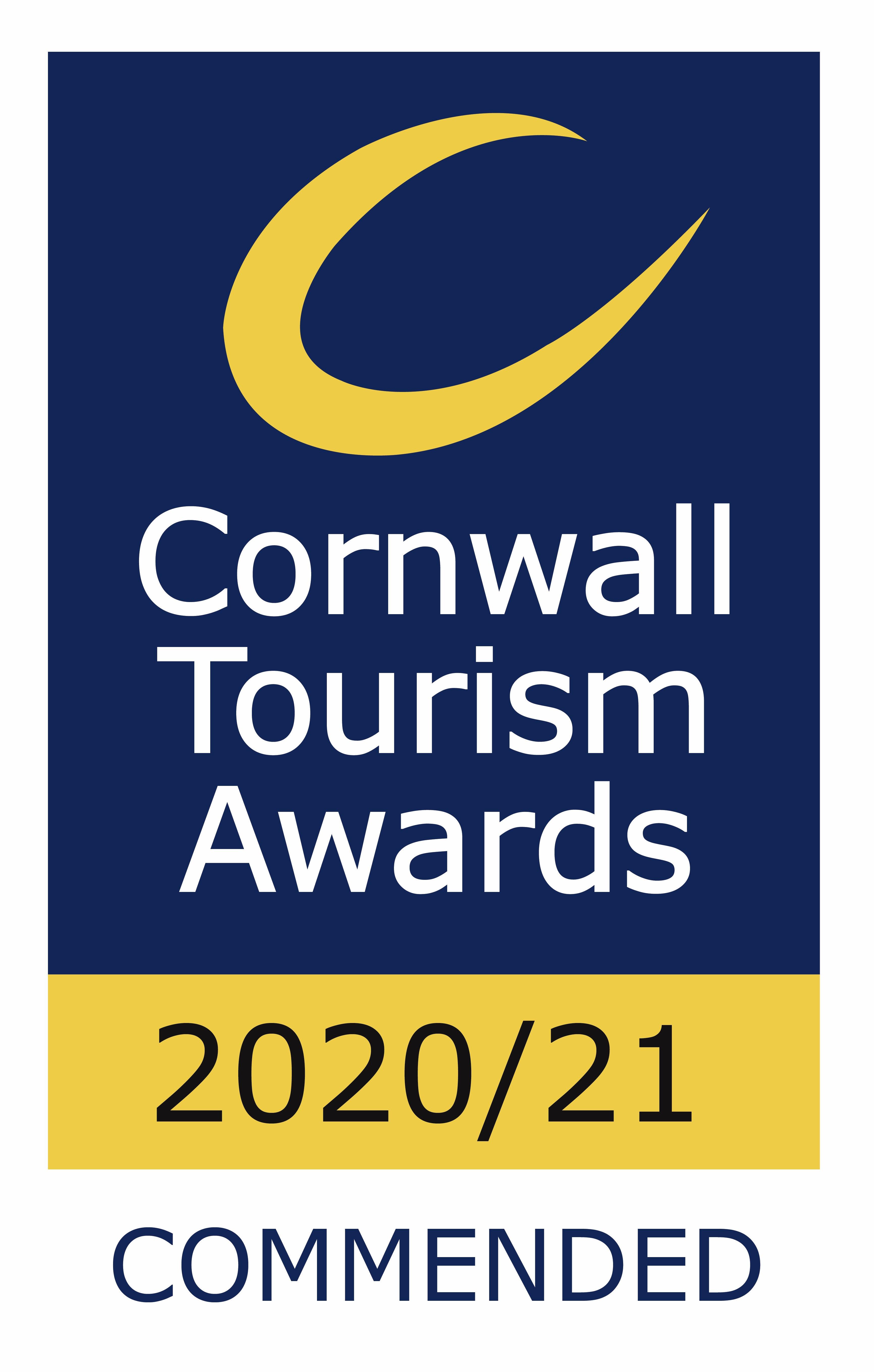 Cornwall Tourism Winners