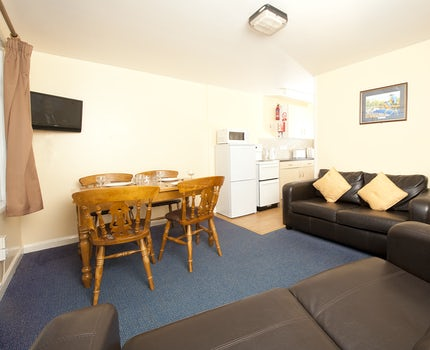 Apartment lounge ¦ Trelawne Holiday Park