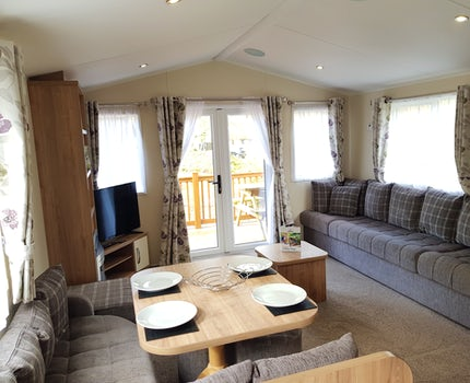 2 Bed Gold Caravan Lodge ¦ St Ives Holiday Village
