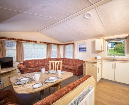 3 Bedroom Bronze Caravan ¦ John Fowler Holidays