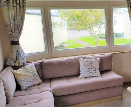 2 bed gold compact caravan ¦ Sandy Glade Holiday Park
